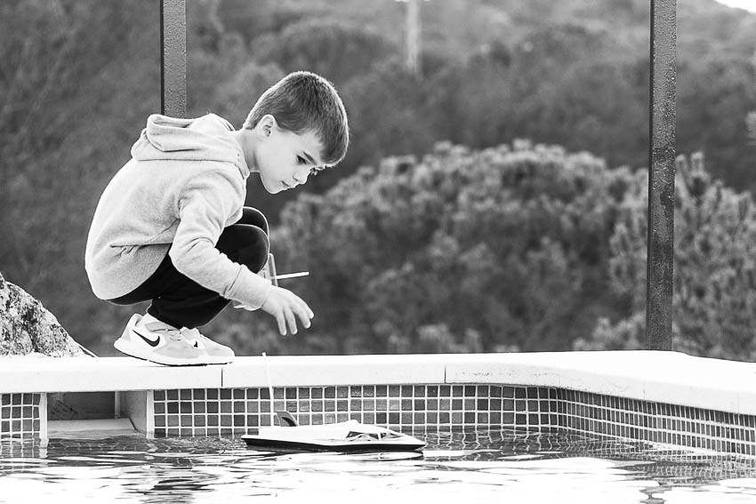 otros usos de la piscina