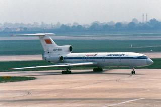 Aeroflot (Balkan - Bulgarian Airlines) CCCP-85591