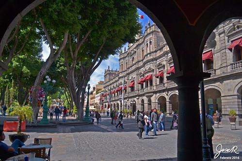 El Palacio del Ayuntamiento
