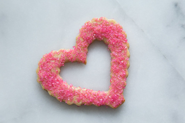 Sugar Cookie Hearts