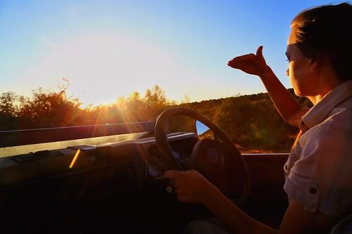 sunset jeep safari driver guide buffelsdrift