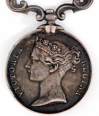Bromwich South Africa medal