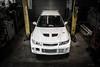 Mitsubishi Evo 6 RS rebuild