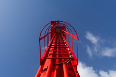 Red light tower