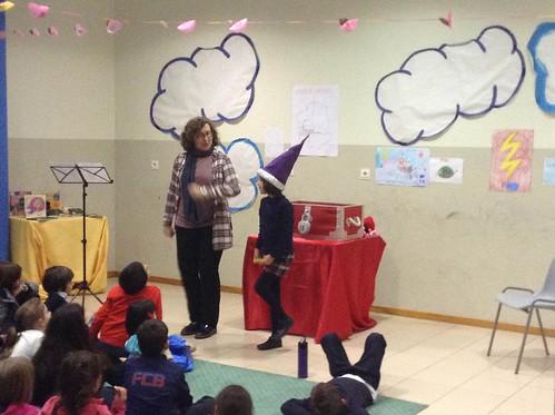 Contando con Rosalía