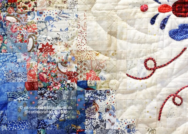 Festival of Quilts 2015