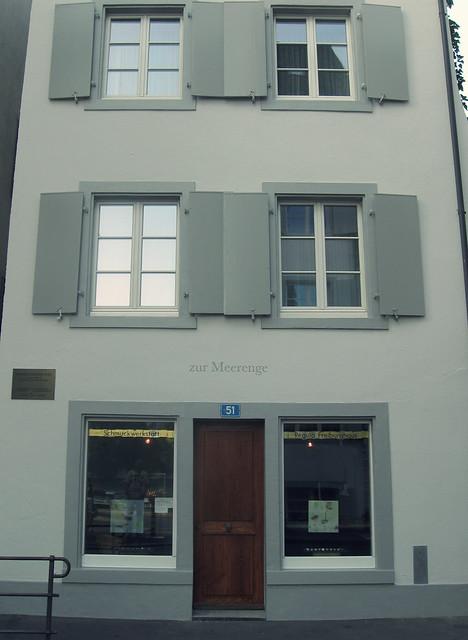 Rheingasse, Basel, CH
