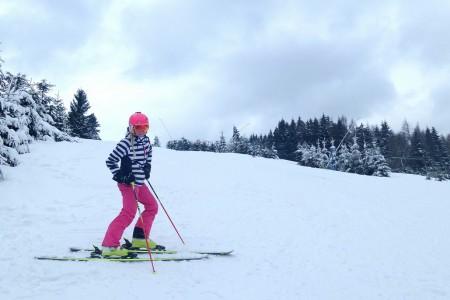 SNOWtour 2015/16: Ostružná – rodinné sjezdovky s bydlením
