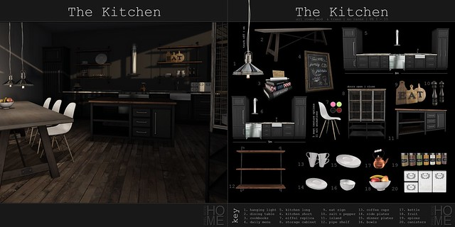 PM - The Kitchen  -  Arcade March 2016