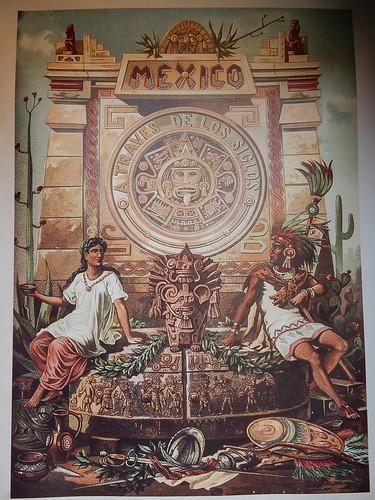 Ciudad Mexico - Palacio Nacional