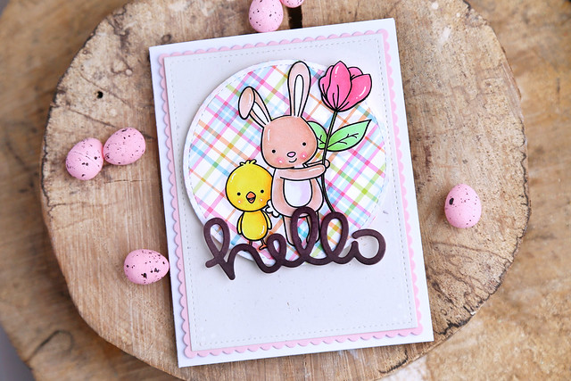eggstra special chick {just ME digital stamps}
