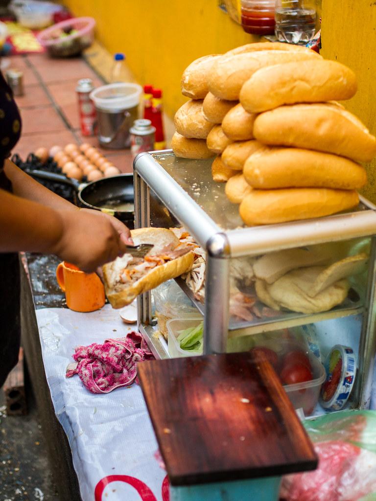 Vietnam – Hanoi Street Food