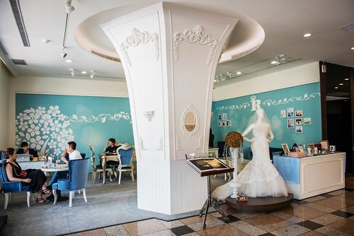 我要結婚了!到高雄尊龍大飯店場勘試菜經驗分享_喜宴專區