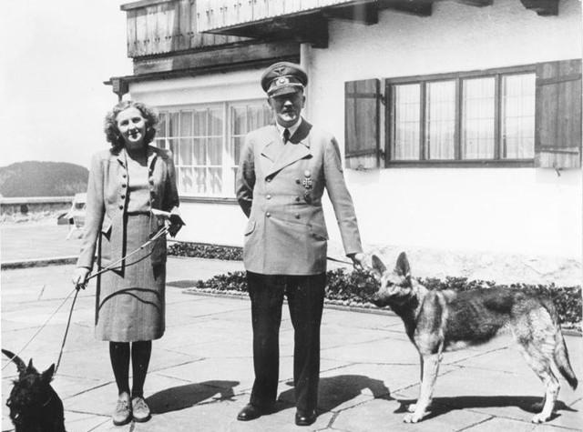 Tư dinh trên núi của Adolf Hitler