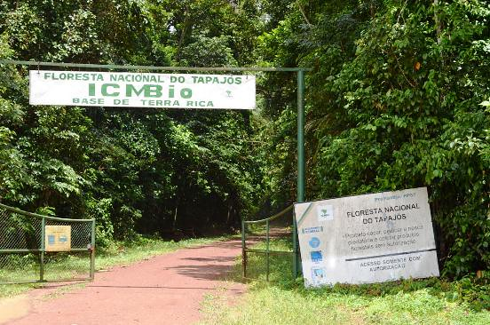 ICMBio adota novas regras para visitantes em unidades de conservação ambiental, Flona do Tapajós.