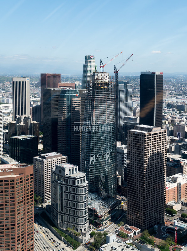 Wilshire grand project