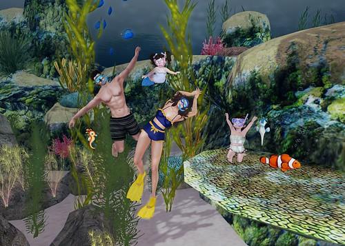 Under the Greece Sea