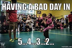 Having a bad day.......