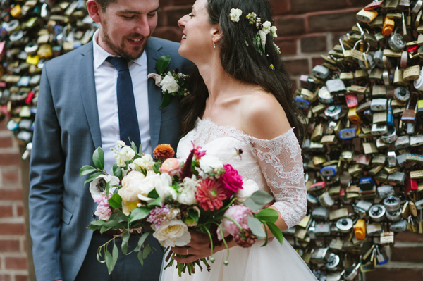 Celine Kim Photography AM Airship 37 distillery district romantic summer wedding-88