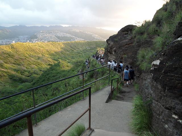 PB300712 ダイヤモンドヘッド(Diamond Head State Monument) hawaii ハワイ ひめごと ヒメゴト