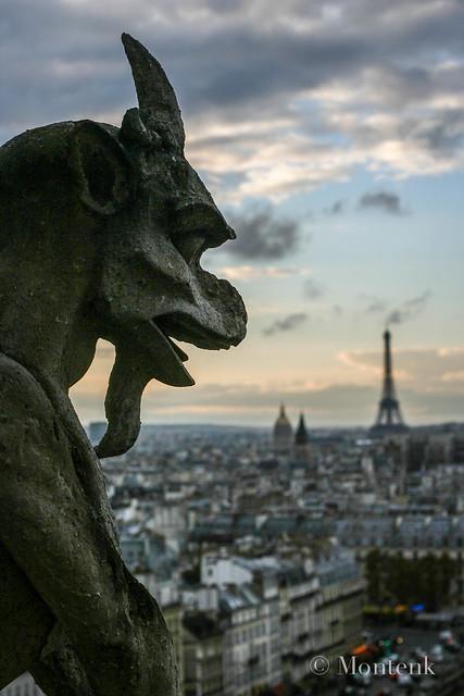 Parisians, Paris, France (2014)