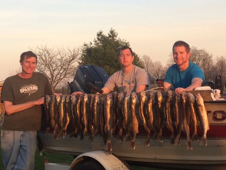 Nugent brothers go fish