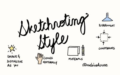 Sketchnoting Style
