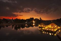 Sunset Kanchanaburi