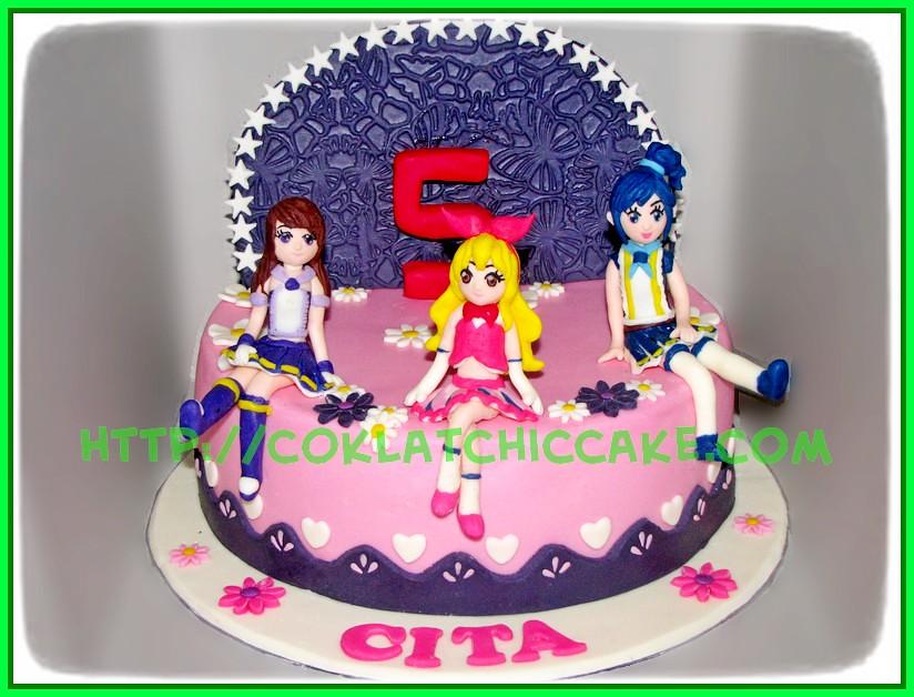 Cake aikatsu
