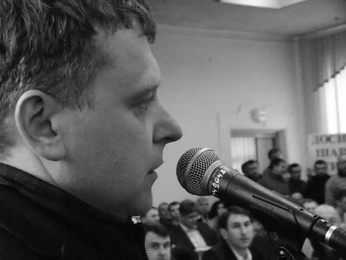 Олександр Лащук: «Щоб Рівне не стало Димним»