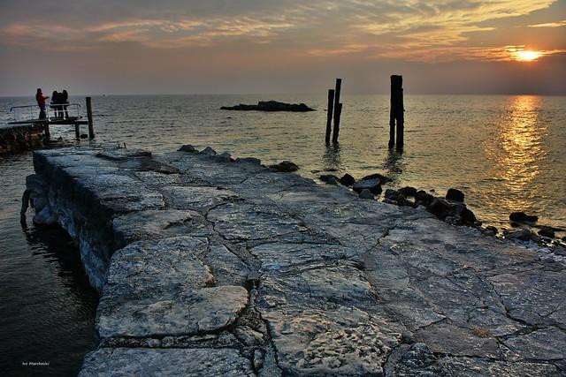 Lago di Garda__sunset____1