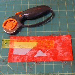 Adding 1/4 inch Seam Allowances