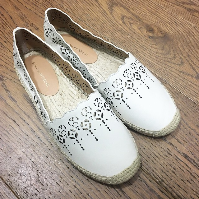 Banana Republic Gracie Espadrilles
