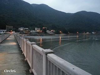 CIRCLEG 大澳 巴士 船 一天遊 香港 東涌站 炭燒雞蛋仔 貓 少林寺 夜景 散步 遊記 (35)