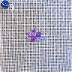 Friendship Star, in progress