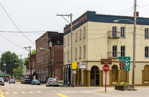 town downtown westvirginia sutton braxtoncounty