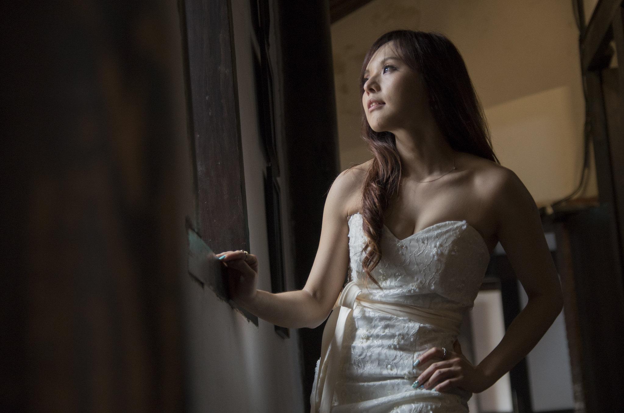主題外拍-學生服&婚紗