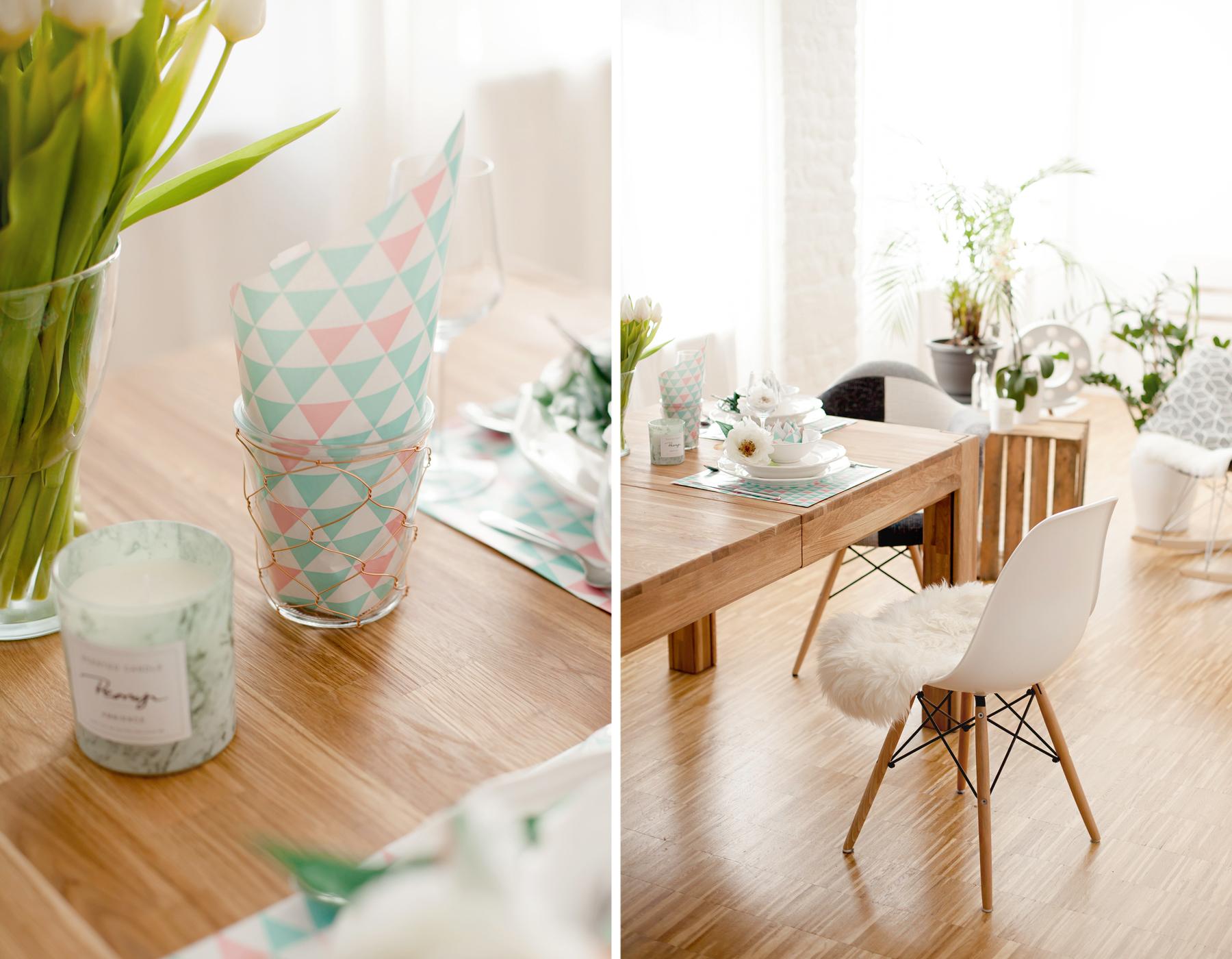 Fr Hlingshafte Tischdeko Lotus Origami Anleitung Cats