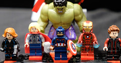 INSIDE the BRICK Darebin 2016: Avengers