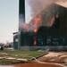 Yale Rubber Co. Plant Fire, Sandusky, MI – 1952 by ElectroSpark