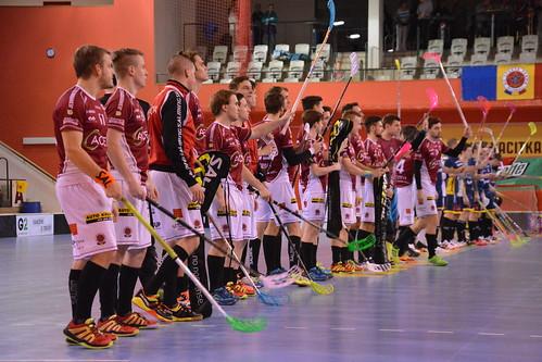 ACEMA Sparta Praha vs. FBS ČPP Bystroň Group Ostrava