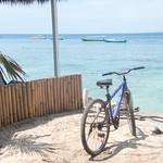 Las bicicletas no sirven en agua
