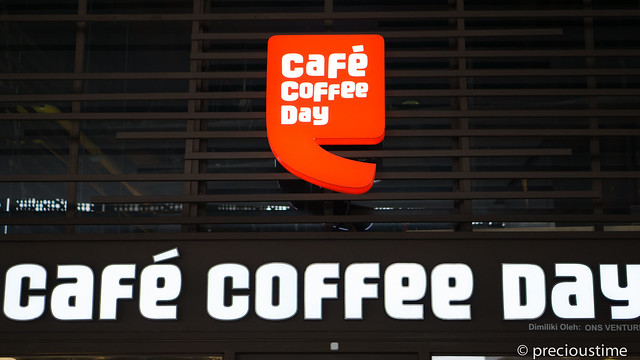 Cafe Coffee Day Nu Sentral PreciousTime Photography