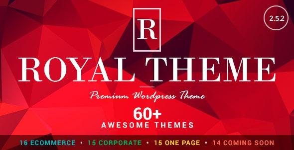 Themeforest Royal v2.5.2 - Multi-Purpose WordPress Theme