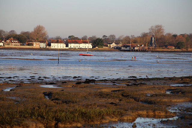 Langstone from Hayling Island