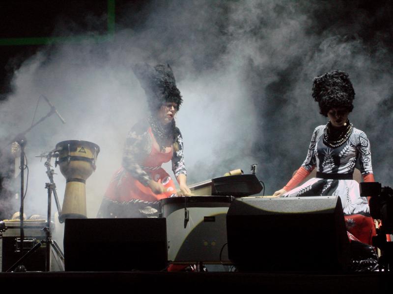 DakhaBrakha concert 2015