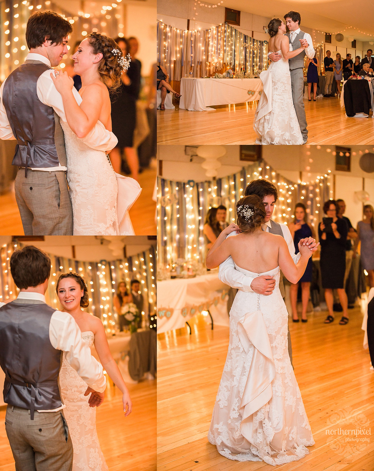 The First Dance - Tete Jaune BC Wedding