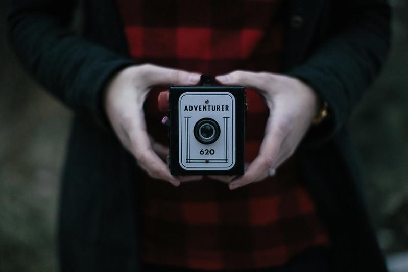 Adventurer Vintage Toy Camera