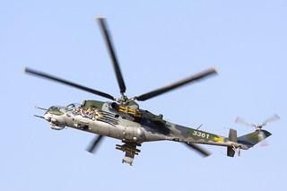Mi-35 Czech AF