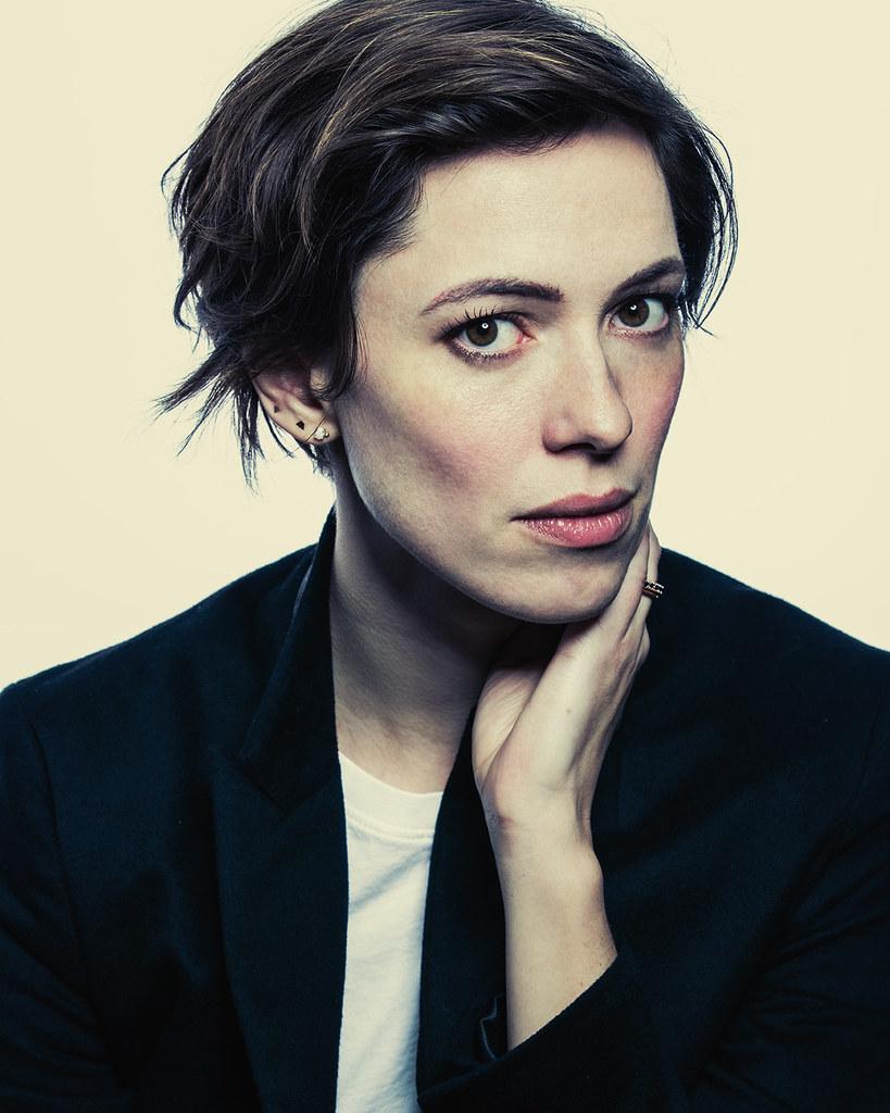 Ребекка Холл — Фотосессия для «Кристин» на «Sundance» 2016 – 8